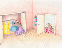 Borrow SCBWI Draw This Illustration