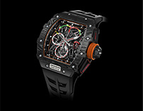 Richard Mille RM-50-03 Interactive Web page