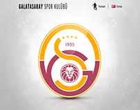 Galatasaray SK | logo redesign