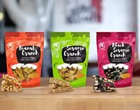 Red Jade Crunch Packaging