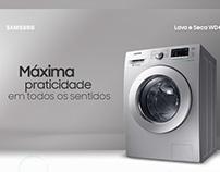 Lavadora WD4000 - Samsung