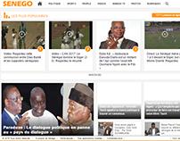 SENEGO news website