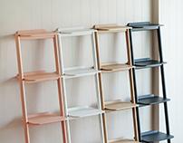 KITT lean shelf