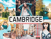 Free Cambridge Mobile & Desktop Lightroom Presets