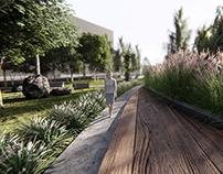 Projekt modernizacji Parku Zdrowia w Rzeszowie