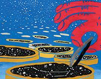 Nautilus: Cosmos Magazine Cover