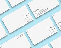 Kristina Photography - Identity Design & Branding