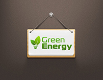 Green Energy - corporate identity
