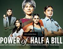 THE ECONOMIC TIMES WOMEN'S FORUM LAUNCH