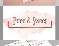 Pakiet firmowy firmy Pure&Sweet