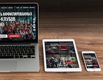 Crossfit Banda Website