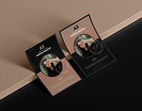 A3 Curved Poster Mockup Free