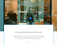 Brand Agency Website