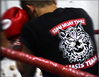 SIAM Liasis Team - Muay Thai: Identity