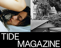 TIDE MAGAZINE ISSUE 0