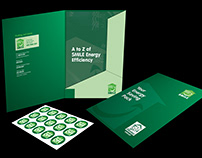 Home Group - Energy saving pack for staff concept