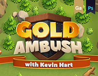 Gold Ambush with Kevin Hart
