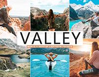 Free Valley Mobile & Desktop Lightroom Presets