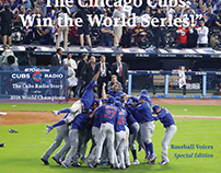 """The Chicago Cubs Win the World Series!"""