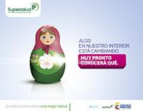 Key Visual - Super Salud