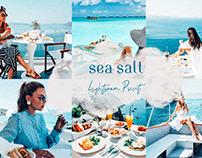 Sea Salt Mobile Lightroom Preset