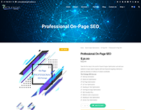 Professional On-page SEO Package & Pricing ($30/page)