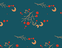 Winter Collection Pattern