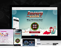SnowySoon - Multipurpose Landing WP Plugin - 2014
