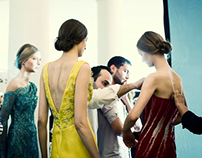 Fashion Backstage/Designer's Portrait
