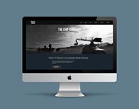 The Grip Company | Website Design