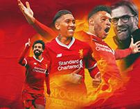 Soccer Graphics Social Media - Season Three