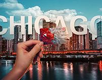 Chicago - Debit HSBC-VISA
