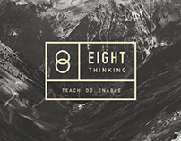 Eight Thinking // Corporate Identity