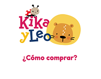 Video explicativo Kika y Leo