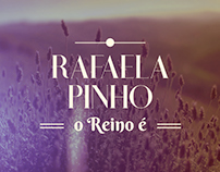 Rafaela Pinho | O Reino É (Lyric Video)