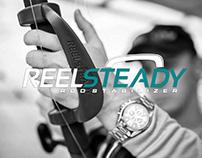 Reel Steady Brand & Package Design
