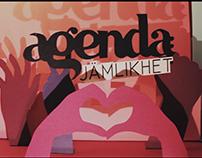 Agenda: Jämlikhet