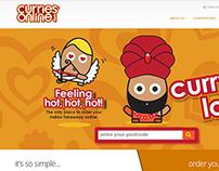 Curries Online