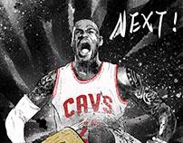 NBA Stars Portraits