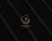 Sustentu Wine Club // Identity and web