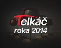 "Online campaign ""Telkáč roka"""
