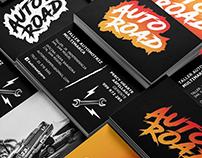Creación de identidad de marca: Autoroad
