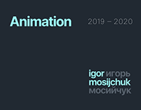 Animation, Interactive Design