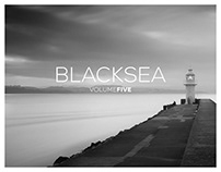 Blacksea Volume Five: Monochrome Seascapes