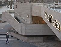 National Theatre Refurbishment