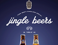 Tiger Beer presents Jingle Beers