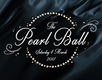 The Pearl Ball poster design