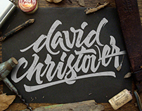 David Christover Logotype