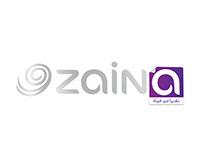 Zaina | Logo Hijack Stunt