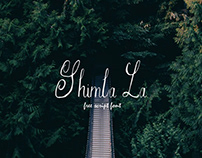 Shimla - Free La Script Font